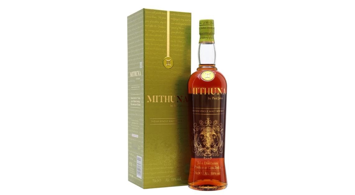 mithuna Paul John whisky