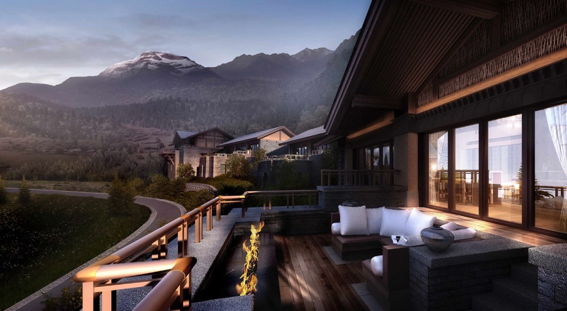 The Ritz-Carlton Jiuzhaigou