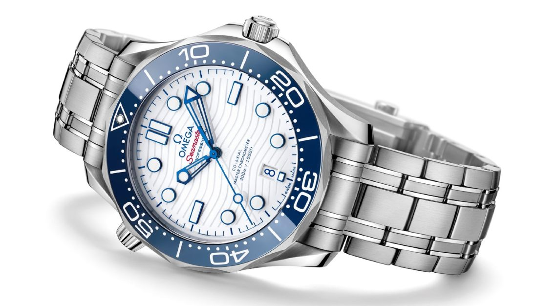 Omega Seamaster Diver 300m Tokyo 2020