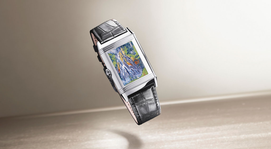 Rectangle watches JLC Reverso