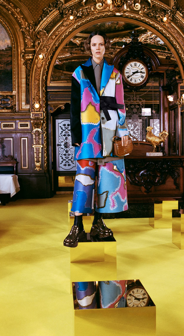 Loewe's Fall/Winter 2021 collection