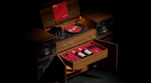 Penfolds record player