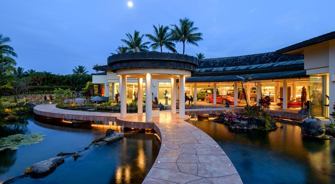 home in hawaii