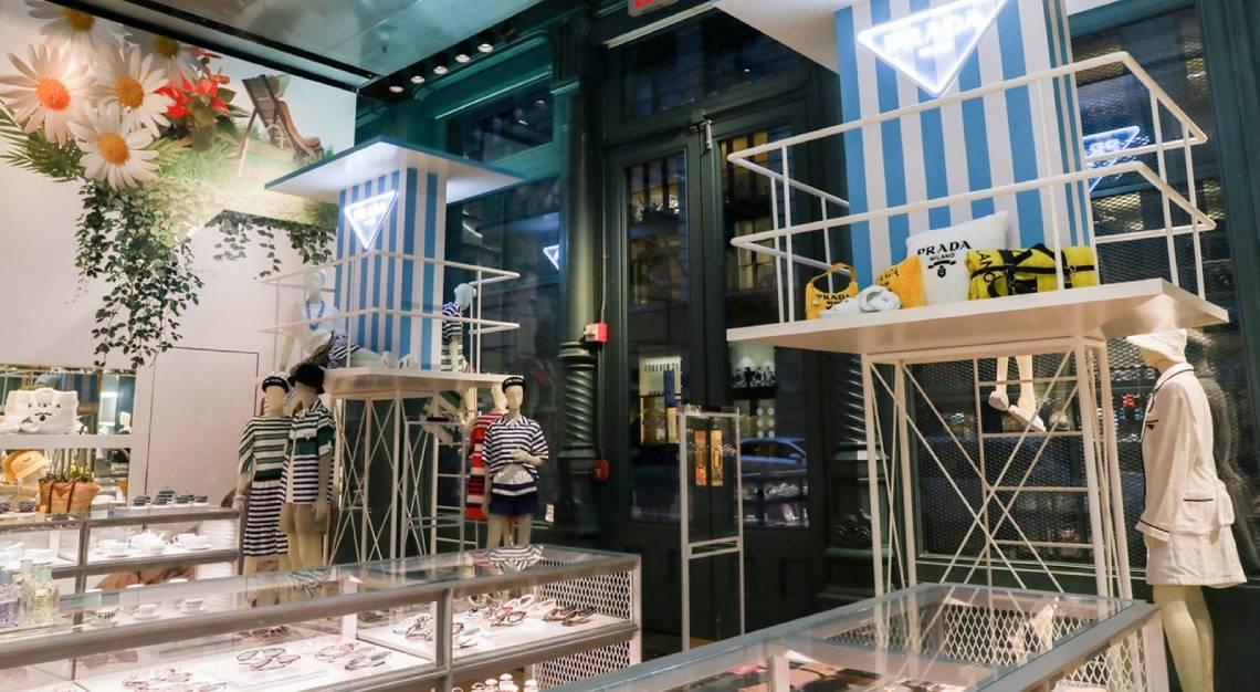 Prada Coast Collection