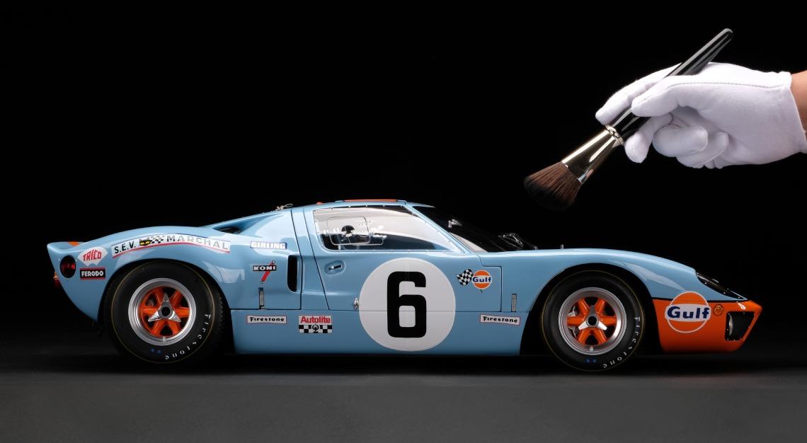 Amalgam 1969 Ford GT40