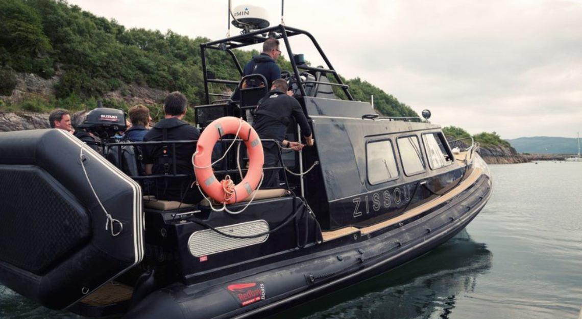 Highlands King Ultra Speedboat