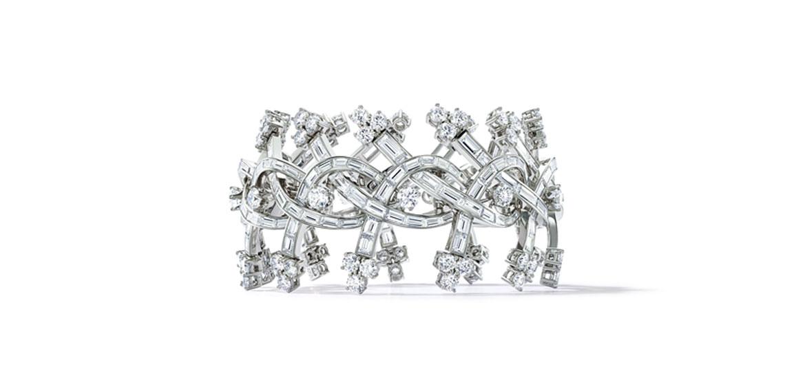 Tiffany Jean Schlumberger hj bracelet