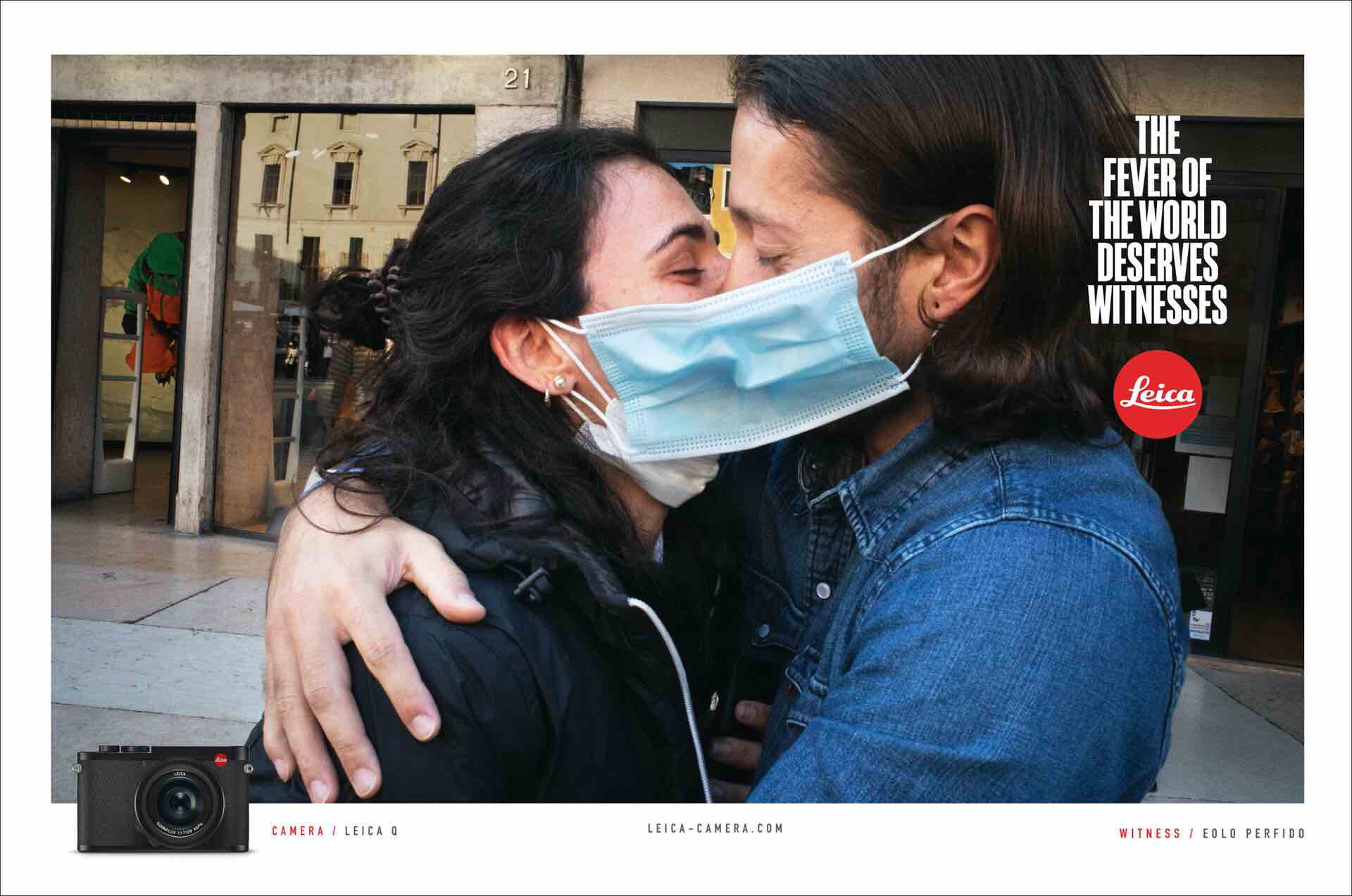 Leica witness campaign